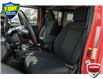 2021 Jeep Wrangler Unlimited Sahara (Stk: 27906UR) in Barrie - Image 8 of 22