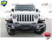 2019 Jeep Wrangler Unlimited Sahara (Stk: 34552AU) in Barrie - Image 3 of 23