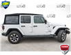 2019 Jeep Wrangler Unlimited Sahara (Stk: 34552AU) in Barrie - Image 4 of 23
