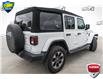2019 Jeep Wrangler Unlimited Sahara (Stk: 34552AU) in Barrie - Image 5 of 23