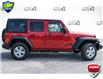 2021 Jeep Wrangler Unlimited Sport (Stk: 35188D) in Barrie - Image 4 of 25