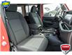 2021 Jeep Wrangler Unlimited Sport (Stk: 35188D) in Barrie - Image 16 of 25