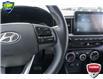 2020 Hyundai Venue Ultimate w/Black Interior (IVT) (Stk: 35169AU) in Barrie - Image 19 of 27