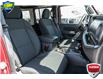 2021 Jeep Wrangler Unlimited Sport (Stk: 35256D) in Barrie - Image 14 of 25