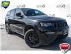 2021 Jeep Grand Cherokee Limited Black