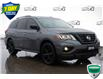 2018 Nissan Pathfinder Midnight Edition (Stk: 44330AUX) in Innisfil - Image 1 of 26
