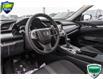 2016 Honda Civic LX Black