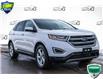 2016 Ford Edge SEL White
