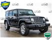 2018 Jeep Wrangler JK Unlimited Sahara (Stk: 44316AUX) in Innisfil - Image 1 of 21