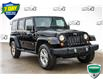 2013 Jeep Wrangler Unlimited Sahara (Stk: 44259AUX) in Innisfil - Image 1 of 21