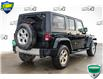 2013 Jeep Wrangler Unlimited Sahara (Stk: 44259AUX) in Innisfil - Image 6 of 21
