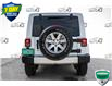 2016 Jeep Wrangler Unlimited Sahara (Stk: 44550AU) in Innisfil - Image 7 of 24