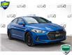 2017 Hyundai Elantra SE (Stk: 44562AUX) in Innisfil - Image 1 of 30