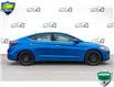 2017 Hyundai Elantra SE (Stk: 44562AUX) in Innisfil - Image 5 of 30