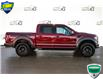 2017 Ford F-150 Raptor Red
