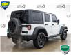 2015 Jeep Wrangler Unlimited Sport (Stk: 44233AU) in Innisfil - Image 6 of 24