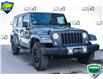 2015 Jeep Wrangler Unlimited Sahara (Stk: 44399BU) in Innisfil - Image 1 of 20