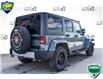 2015 Jeep Wrangler Unlimited Sahara (Stk: 44399BU) in Innisfil - Image 6 of 20