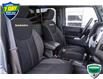 2015 Jeep Wrangler Unlimited Sahara (Stk: 44399BU) in Innisfil - Image 19 of 20