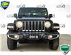 2018 Jeep Wrangler Unlimited Sahara (Stk: 10819U) in Innisfil - Image 4 of 25