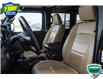 2018 Jeep Wrangler Unlimited Sahara (Stk: 10819U) in Innisfil - Image 13 of 25