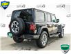 2018 Jeep Wrangler Unlimited Sahara (Stk: 10819U) in Innisfil - Image 6 of 25