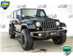 2017 Jeep Wrangler Unlimited Sahara (Stk: 44381AU) in Innisfil - Image 1 of 20