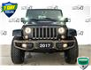 2017 Jeep Wrangler Unlimited Sahara (Stk: 44381AU) in Innisfil - Image 4 of 20