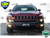 2016 Jeep Cherokee Trailhawk (Stk: 44703AU) in Innisfil - Image 4 of 27