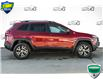 2016 Jeep Cherokee Trailhawk (Stk: 44703AU) in Innisfil - Image 5 of 27
