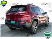 2016 Jeep Cherokee Trailhawk (Stk: 44703AU) in Innisfil - Image 6 of 27