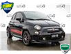 2018 Fiat 500 Abarth Black