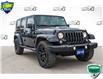 2018 Jeep Wrangler JK Unlimited Sahara (Stk: 44731AU) in Innisfil - Image 1 of 22