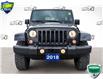 2018 Jeep Wrangler JK Unlimited Sahara (Stk: 44731AU) in Innisfil - Image 4 of 22