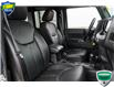 2018 Jeep Wrangler JK Unlimited Sahara (Stk: 44731AU) in Innisfil - Image 21 of 22