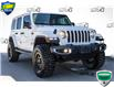2018 Jeep Wrangler Unlimited Sahara (Stk: 10834U) in Innisfil - Image 1 of 23