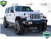 2018 Jeep Wrangler Unlimited Sahara (Stk: 10834U) in Innisfil - Image 1 of 23