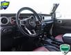 2018 Jeep Wrangler Unlimited Sahara (Stk: 10834U) in Innisfil - Image 7 of 23