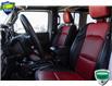 2018 Jeep Wrangler Unlimited Sahara (Stk: 10834U) in Innisfil - Image 8 of 23