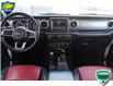 2018 Jeep Wrangler Unlimited Sahara (Stk: 10834U) in Innisfil - Image 18 of 23