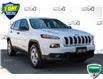 2016 Jeep Cherokee Sport (Stk: 44747AUX) in Innisfil - Image 1 of 27