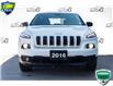 2016 Jeep Cherokee Sport (Stk: 44747AUX) in Innisfil - Image 4 of 27