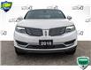 2016 Lincoln MKX Reserve White