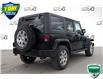 2017 Jeep Wrangler Unlimited Sahara (Stk: 44804AU) in Innisfil - Image 6 of 24