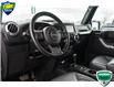 2017 Jeep Wrangler Unlimited Sahara (Stk: 44804AU) in Innisfil - Image 9 of 24