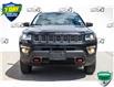 2018 Jeep Compass Trailhawk (Stk: 44551AU) in Innisfil - Image 4 of 27