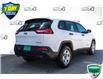 2016 Jeep Cherokee Sport (Stk: 44747AUX) in Innisfil - Image 6 of 27