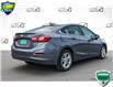 2018 Chevrolet Cruze LT Auto (Stk: 44389BUX) in Innisfil - Image 6 of 26