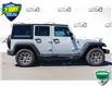 2016 Jeep Wrangler Unlimited Rubicon (Stk: 44793BU) in Innisfil - Image 5 of 23