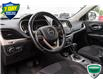 2015 Jeep Cherokee North (Stk: 44771AUX) in Innisfil - Image 9 of 23